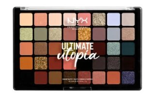NYX PMU Makeup Eye ULTIMATE UTOPIA SHADOW PALETTE Shadow Palette Ultimate Utopia UUSP01 000 0800897206376 Closed.webp 320x200 - NYX Professional Makeup Ultimate ShadowPalette-Utopia 2020