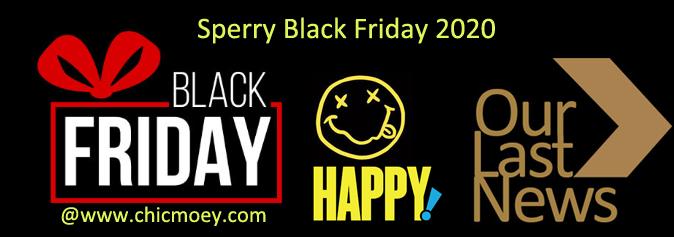 Sperry Black Friday 2020 Beauty Deals