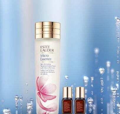 Micro Essence - Estee Lauder gift with purchase 2020