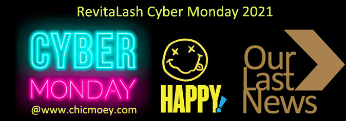 RevitaLash Cyber Monday 2021 - RevitaLash Cyber Monday 2021