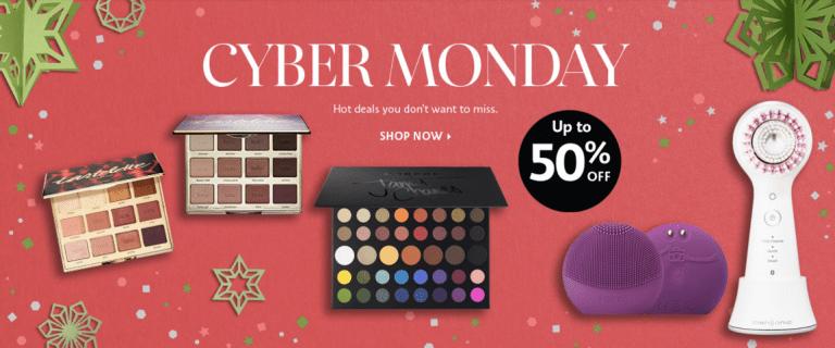 Sephora Ca Cyber Monday 2020 Beauty Deals Sales Chic Moey