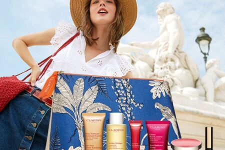 EndOfSummer 450x300 - Clarins gift with purchase 2021