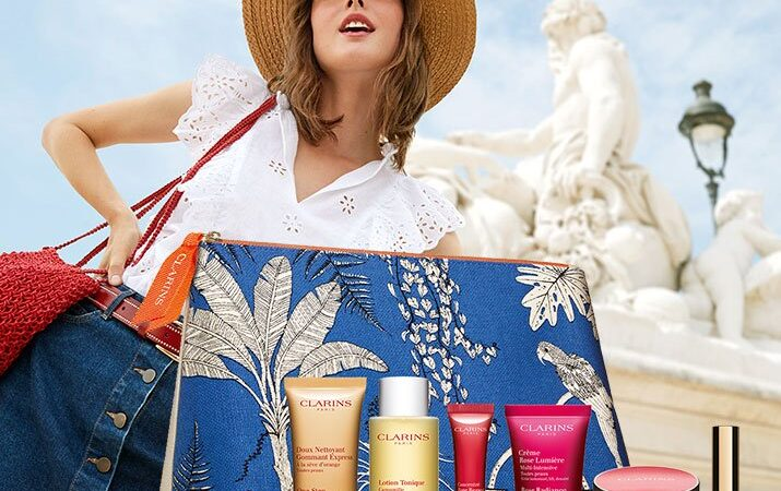 EndOfSummer 715x450 - Clarins gift with purchase 2020