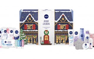 Nivea advent calendar for 2020 320x200 - Nivea advent calendar for 2020 – AVAILABLE NOW!