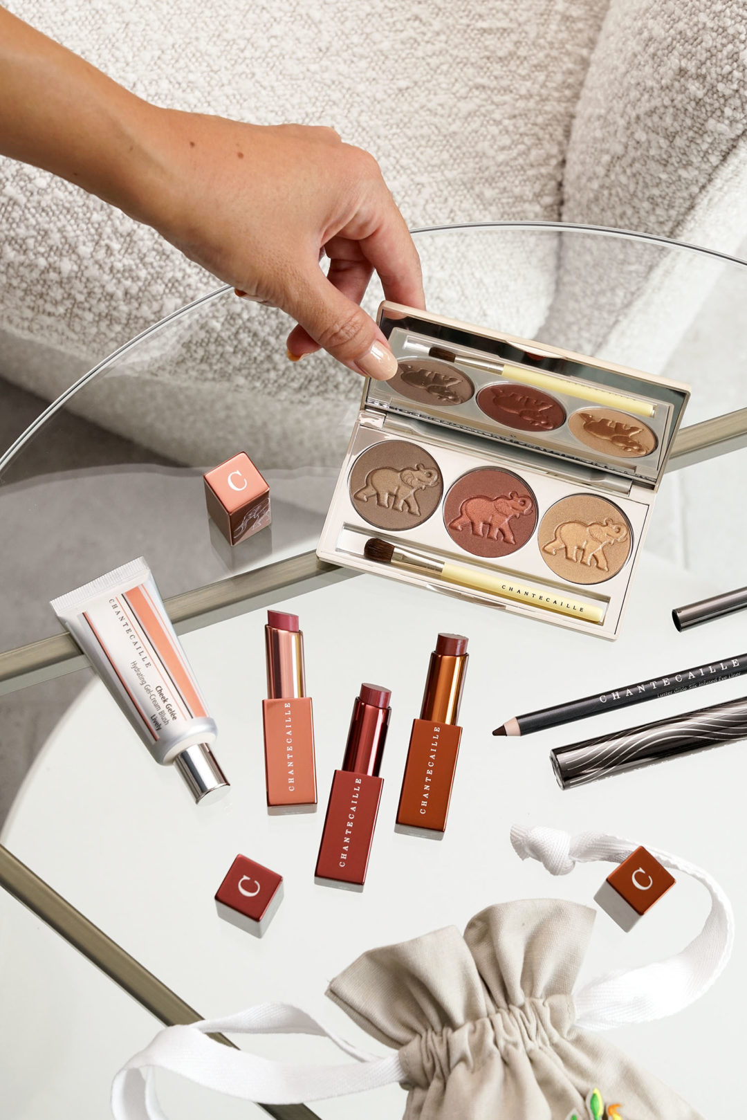1 10 - Chantecaille Safari Fall 2020 Collection