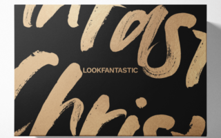 1 2 320x200 - Lookfantastic Christmas Beauty Chest 2020