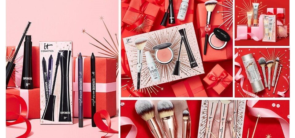 1 22 958x450 - IT Cosmetics 2020 Holiday Gifts Sets