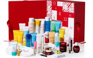 1 6 320x200 - Clarins x Selfridges Exclusive 24 Days of Christmas Advent Calendar 2020
