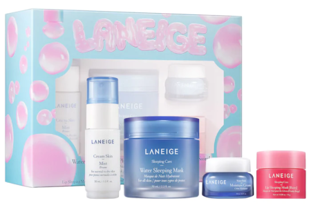 1 8 450x300 - Laneige Water Wonderland Gift Set