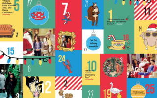 2 5 320x200 - Friends Beauty Advent Calendar 2020