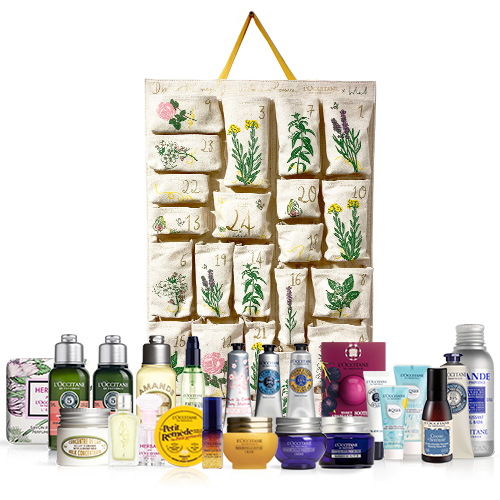 2 7 - L'Occitane Advent Calendars 2020 AVAILABLE NOW!