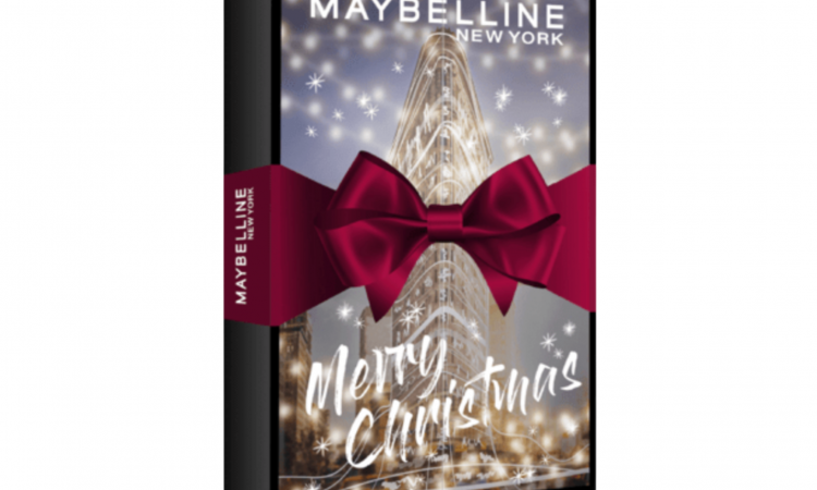 33 750x450 - Maybelline Advent Calendar 2020