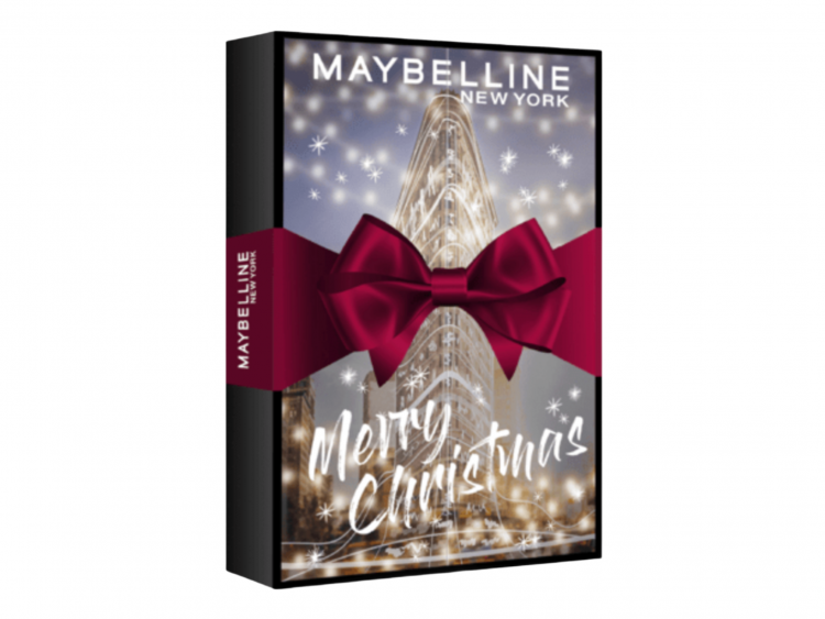 33 - Maybelline Advent Calendar 2020