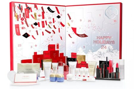 4 5 450x300 - Shiseido Exclusive Advent Calendar 2020