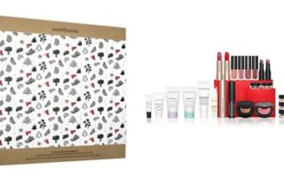 BareMinerals 24 Days of Clean Beauty Advent Calendar 2020 320x200 - Bare Minerals 24 Days of Clean Beauty Advent Calendar 2020