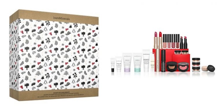 BareMinerals 24 Days of Clean Beauty Advent Calendar 2020 - Bare Minerals 24 Days of Clean Beauty Advent Calendar 2020