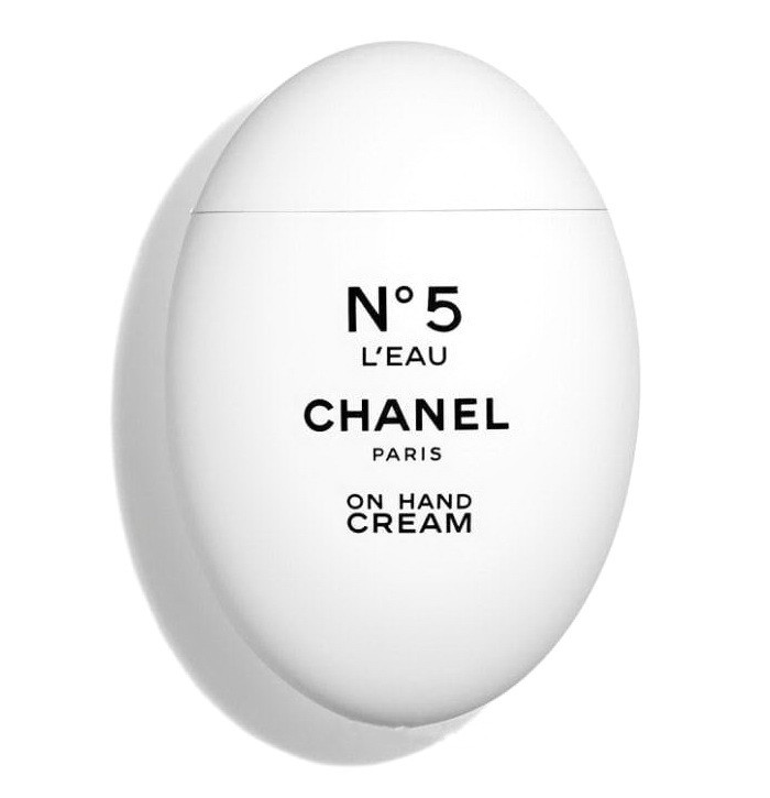 Chanel N 5 2020 Bath and Body Collection LEau Hand Cream 副本 - Chanel No.5 Bath & Body Collection 2020