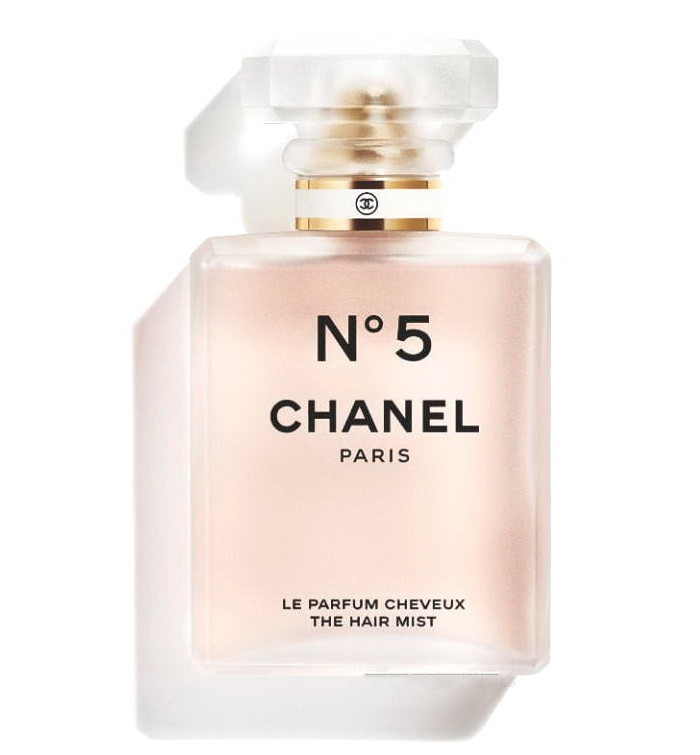 Chanel N 5 2020 Bath and Body Collection The Hair Mist 副本 - Chanel No.5 Bath & Body Collection 2020