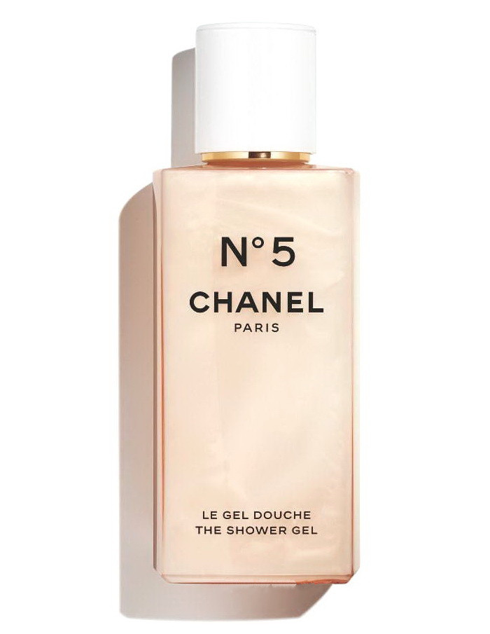 Chanel N 5 2020 Bath and Body Collection The Shower Gel 副本 - Chanel No.5 Bath & Body Collection 2020