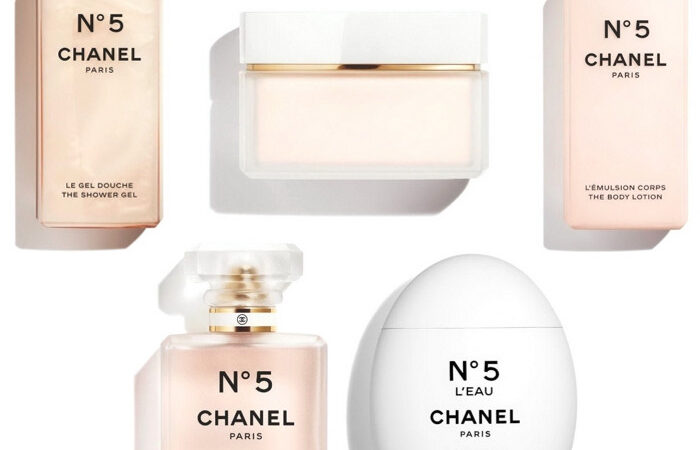 Chanel N 5 2020 Bath and Body Collection 副本 700x450 - Chanel No.5 Bath & Body Collection 2020