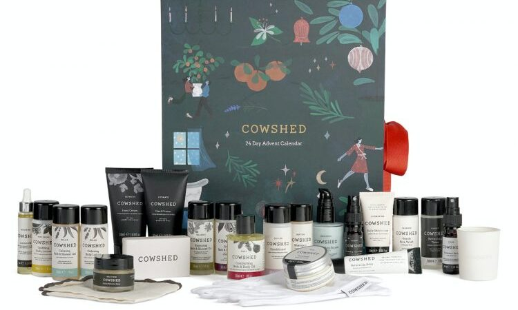Cowshed Advent Calendar 2020 750x490 750x450 - Cowshed Advent Calendar 2020-Available Now!