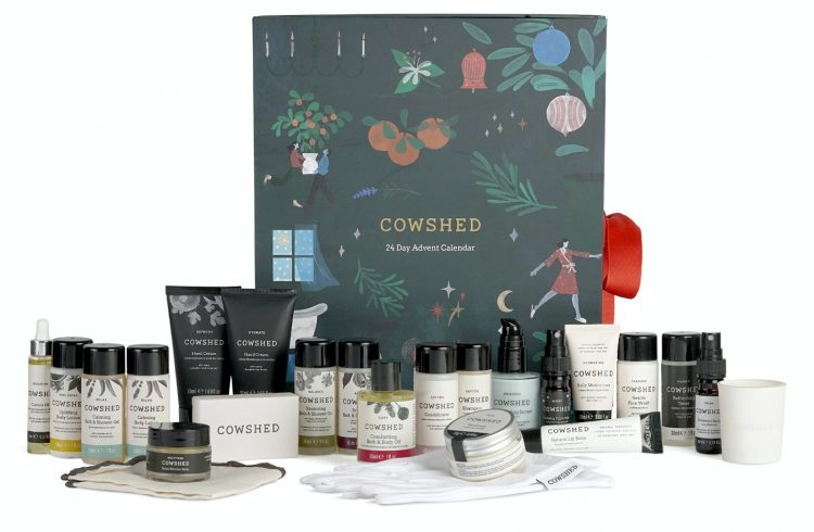 Cowshed Advent Calendar 2020 750x490 - Cowshed Advent Calendar 2020-Available Now!