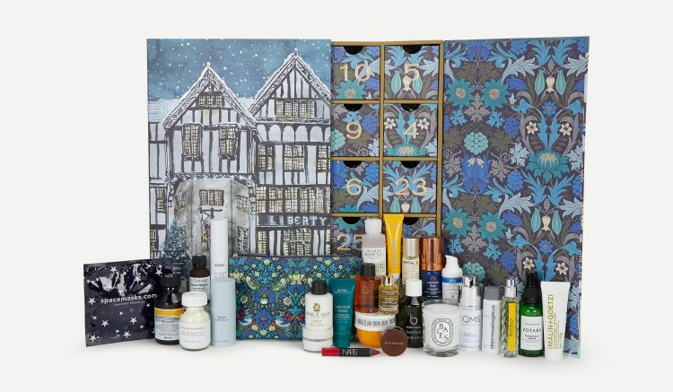 Liberty London Beauty Advent Calendar 2020  - Liberty Advent Calendar 2020 – AVAILABLE NOW!