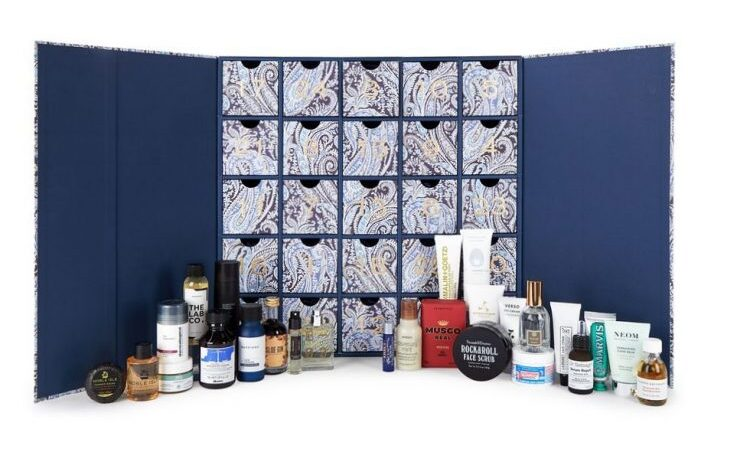 Liberty London Mens Advent Calendar 2020 750x450 - Liberty London Men's Advent Calendar 2020 – AVAILABLE NOW