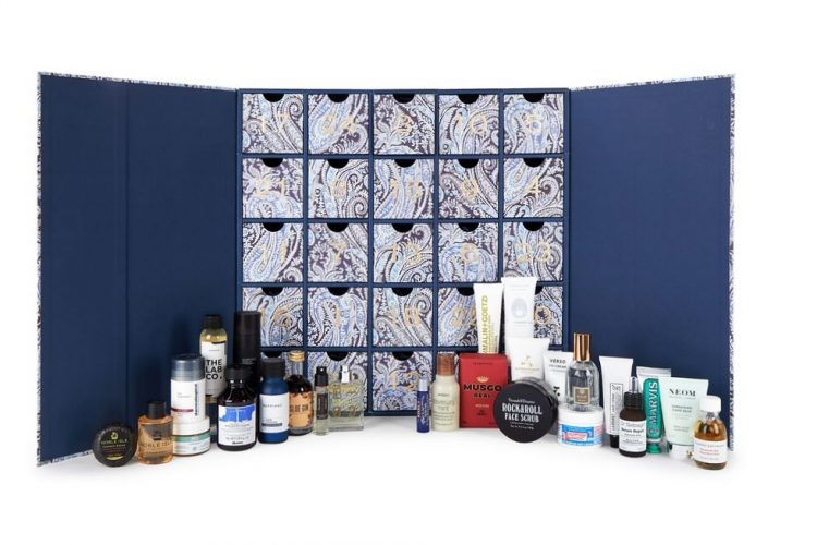 Liberty London Mens Advent Calendar 2020 - Liberty London Men's Advent Calendar 2020 – AVAILABLE NOW