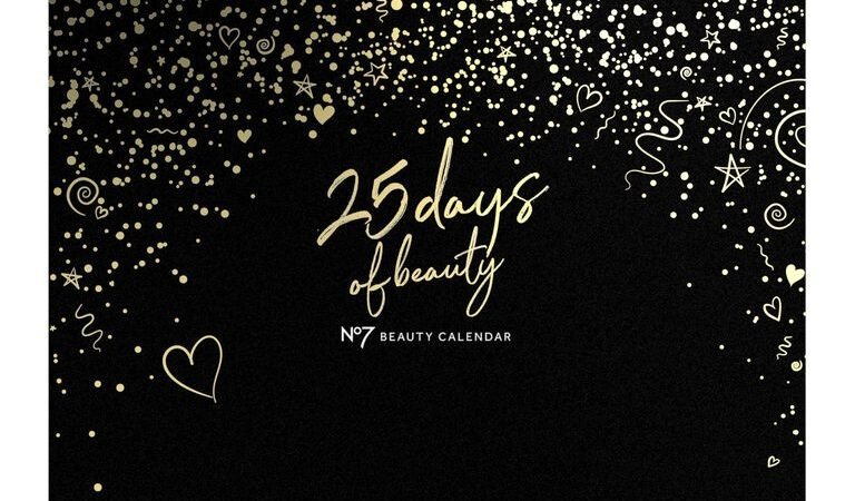 No7 Advent Calendar 2020 – 25 Days of Beauty 768x450 - No7 25 Days of Beauty Advent Calendar 2020-Available Now!