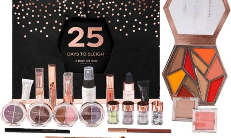 Profusion Cosmetics 25 Days to Sleigh Advent Calendar 2020 750x450 - Profusion Cosmetics 25 Days to Sleigh Advent Calendar 2020