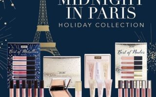 1 15 320x200 - Jouer Midnight In Paris Holiday Collection 2020