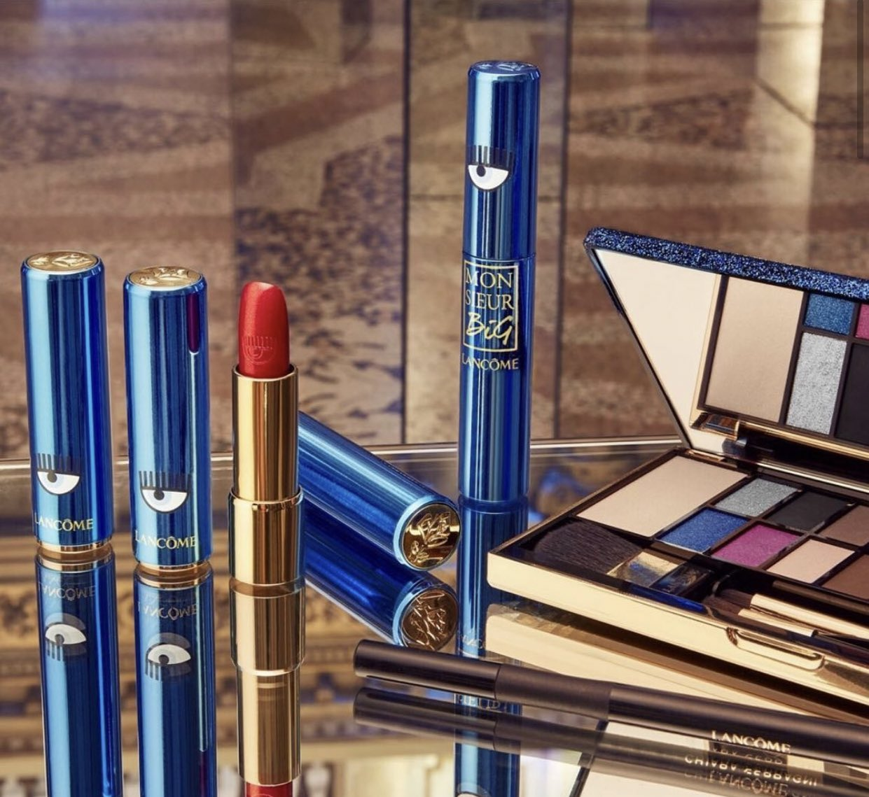 1 30 - Lancome X ChiaraFerragni the New Collection