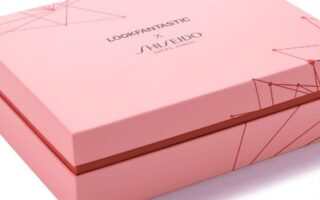 1 33 320x200 - Lookfantastic X Shiseido Limited Edition Beauty Box
