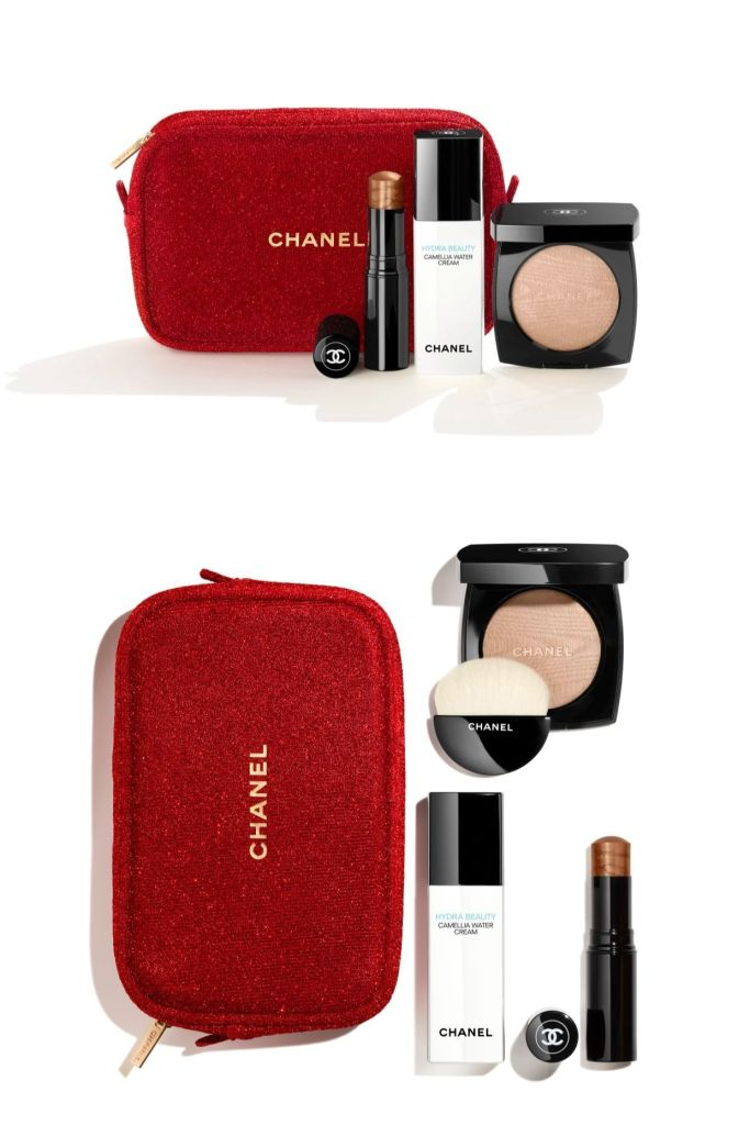 Chanel Makeup Gift Sets Holiday 2020 Review And Swatches Chic Moey