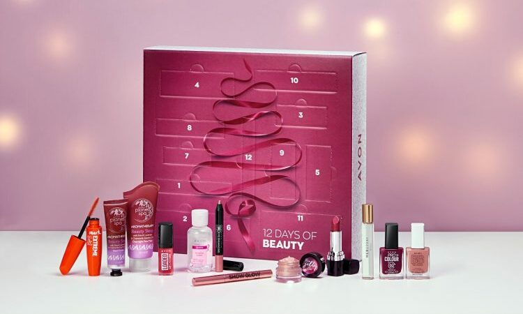 Avon Beauty Advent Calendars 2020 Contents Release Date Chic Moey
