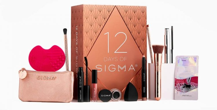 Sigma Beauty Advent Calendar 2020 Contents Release Date Chic Moey