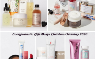 C8E4@9@6T2PX7@EMYY 320x200 - Lookfantastic Gift Boxes Christmas Holiday 2020