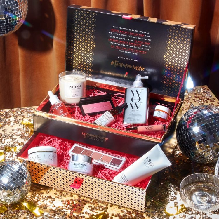 Lookfantastic Christmas Beauty Chest 2020 - Lookfantastic Christmas Beauty Chest 2020