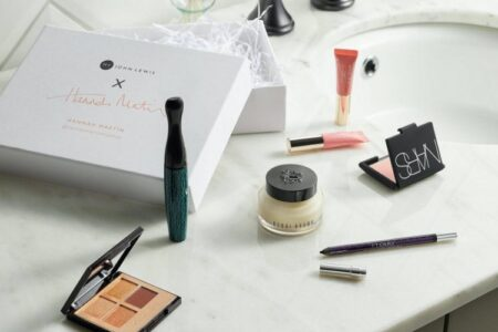 My John Lewis x Hannah Martin Beauty Box 450x300 - My John Lewis x Hannah Martin Beauty Box