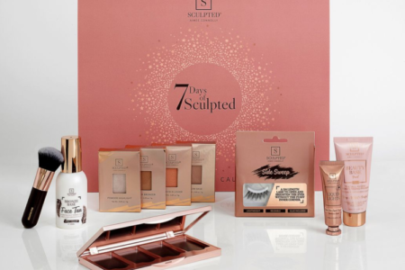 1 108 450x300 - Sculpted by Aimee Connolly 7 Day Beauty Advent Calendar 2020