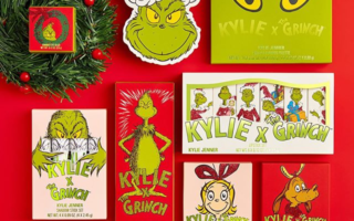 1 43 320x200 - Kylie Cosmetics x The Grinch Holiday Collection 2020
