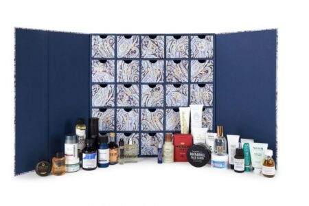 2 16 450x300 - Liberty London Men'S Advent Calendar 2020