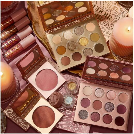 575HXOENOKPQCPZ3 - ColourPop Amoureux Holiday Collection 2020