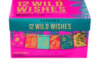 7 3 320x200 - Sephora 12 Wild Wishes Calendar 2020