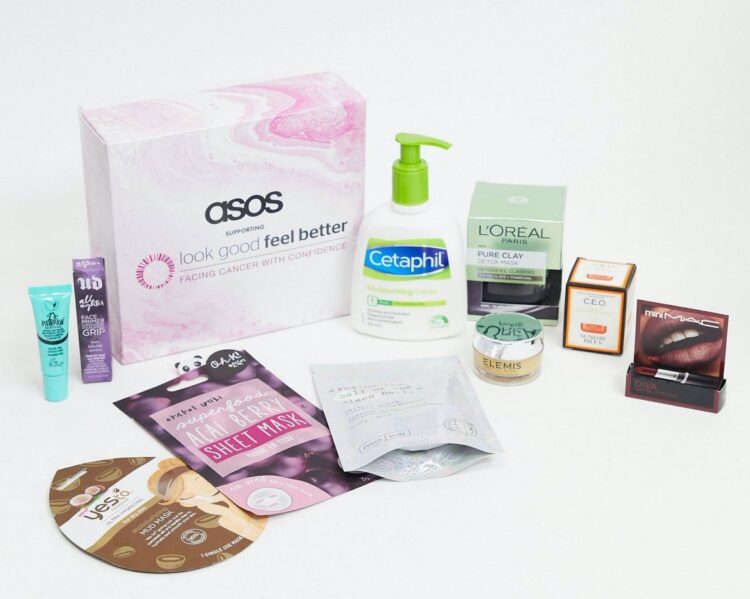 1 11 - ASOS x Look Good Feel Better Box