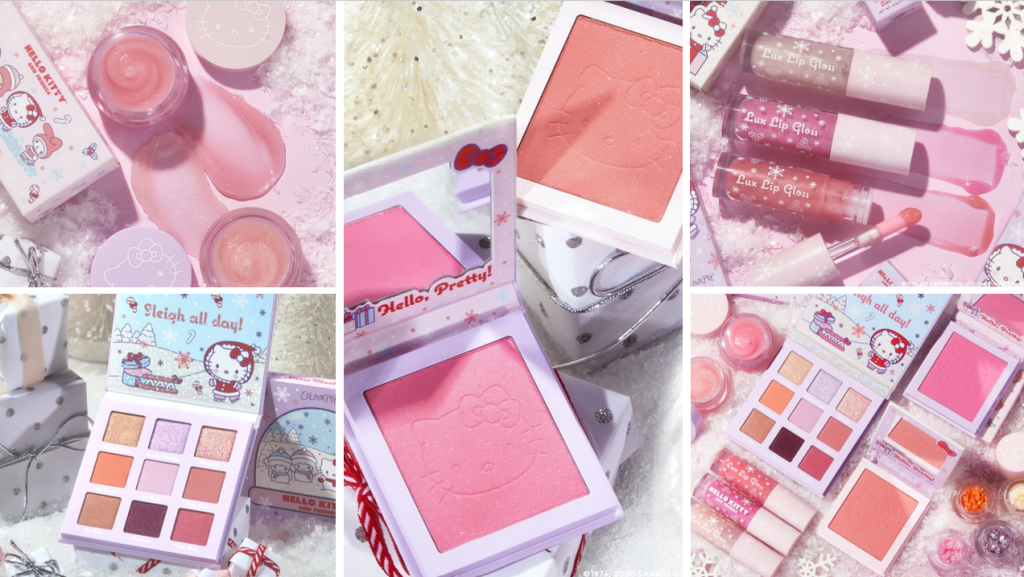 1 2 - ColourPop X Hello Kitty Snow Much Fun Collection 2020