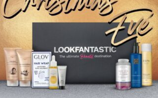 1 20 320x200 - Lookfantastic Christmas Eve Pamper Beauty Box 2020