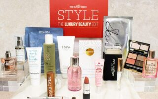 1 3 320x200 - Latest In Beauty's Sunday Times Style boxes