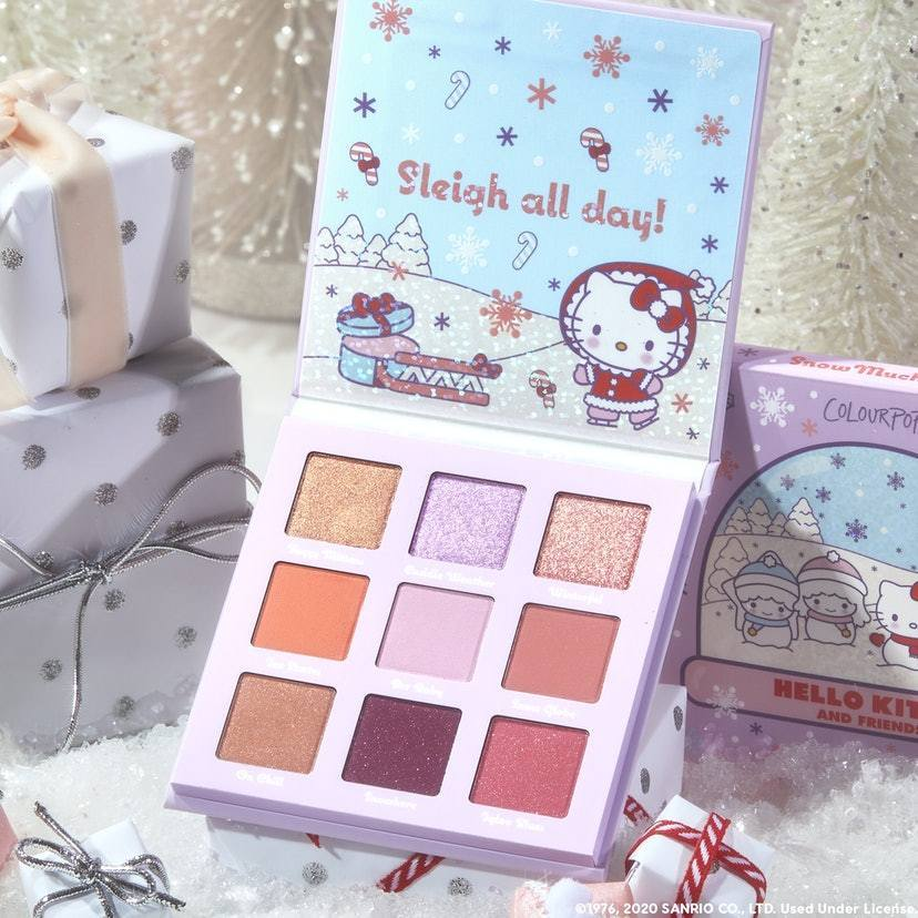 3 3 - ColourPop X Hello Kitty Snow Much Fun Collection 2020